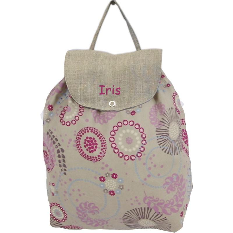 sac a dos enfants sac a dos bebe fille balade en roulotte. Black Bedroom Furniture Sets. Home Design Ideas