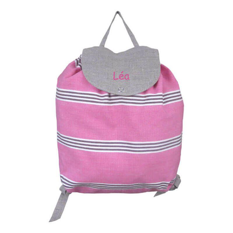 un sac dos cr che pens pour les petites r veuses fans de mer. Black Bedroom Furniture Sets. Home Design Ideas
