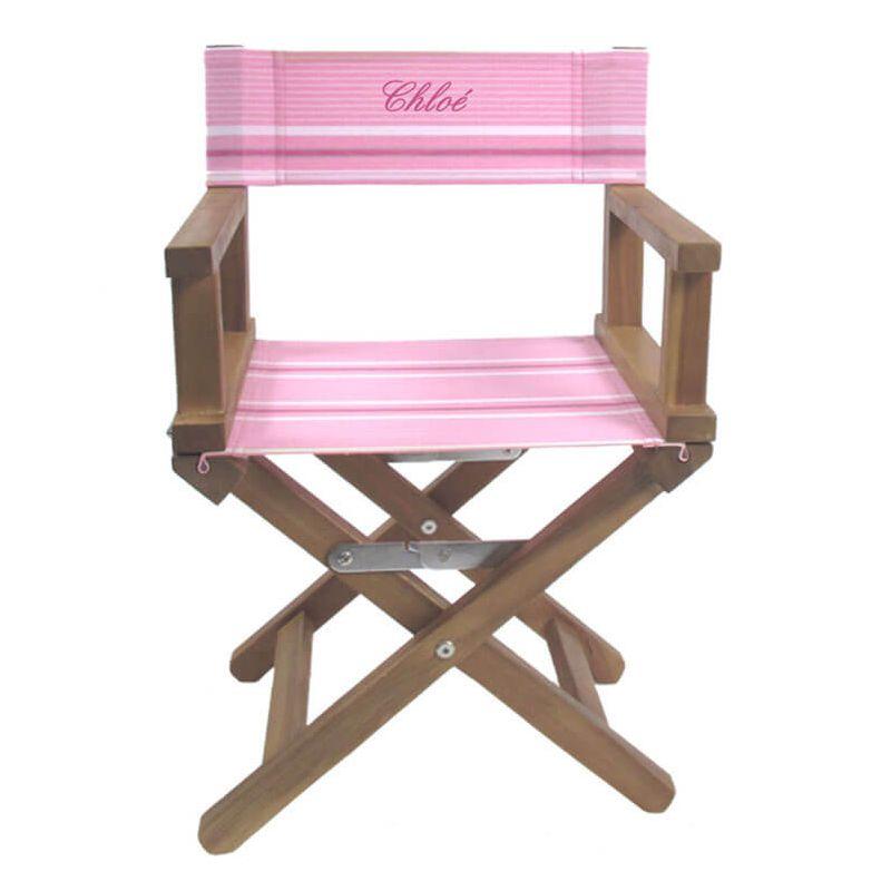 la chaise enfant personnalis e cabourg est un bel objet de d co. Black Bedroom Furniture Sets. Home Design Ideas