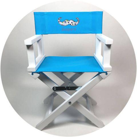Chaise cinéma Turquoise Diablotin