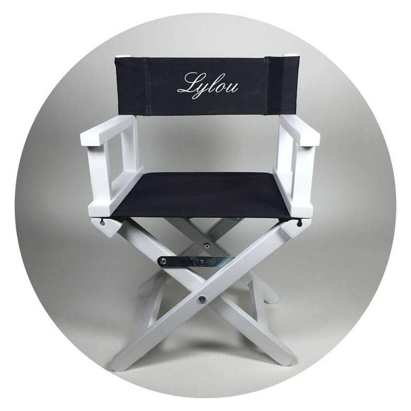 fauteuil metteur en sc ne enfant bleu nuit tr s chic et. Black Bedroom Furniture Sets. Home Design Ideas