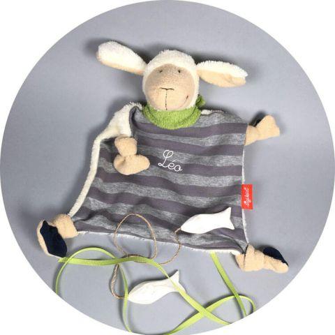 Peluche personnalisable Oscar le Mouton