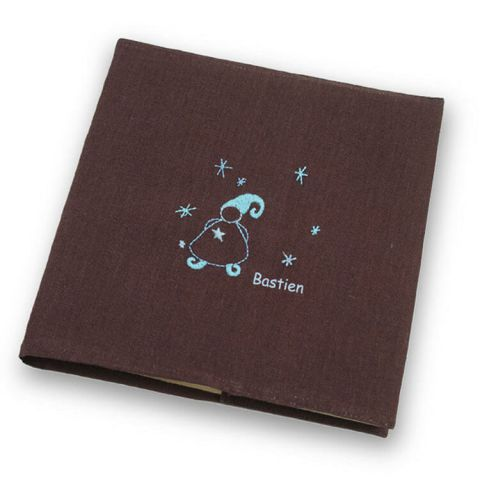 Album photo original chocolat Magicien