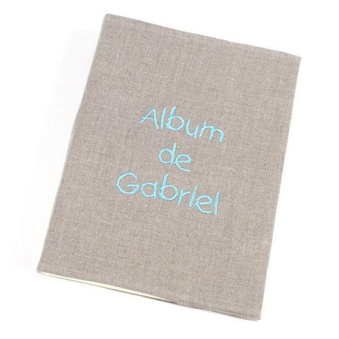 Album photo personnalisable Prénom