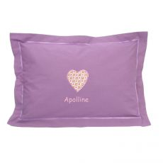 Coussin décoratif Prune Lovely Mary
