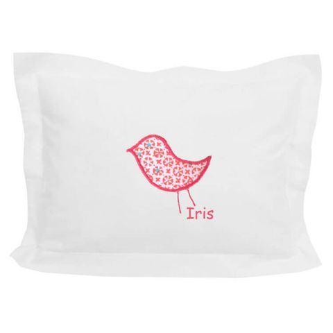 Coussin chic Blanc Curiosity