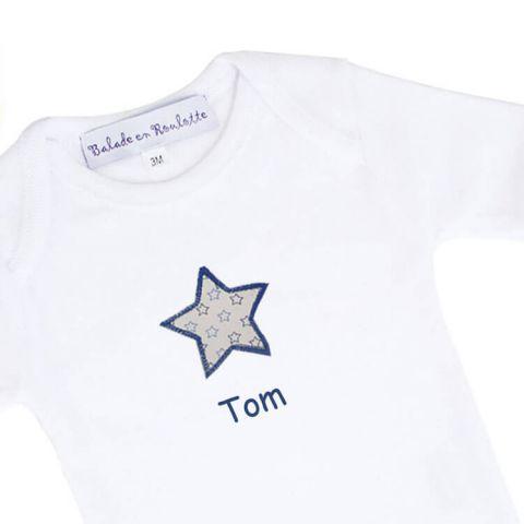Body naissance Tom
