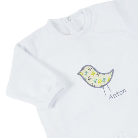 Pyjama bébé mixte Ninon