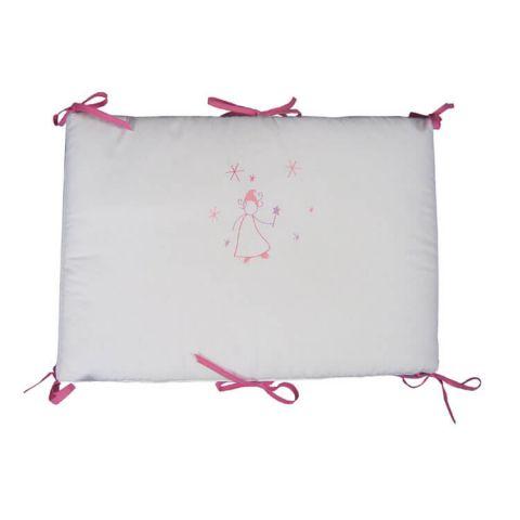 Tour de lit Fée blanc