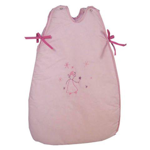 Gigoteuse bébé fille Fée rose