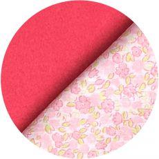 plaid-bebe-fille-rose