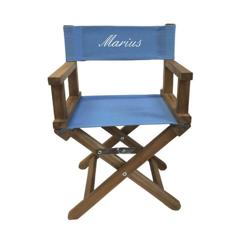 une chaise metteur en sc ne pratique et s curis e pour les. Black Bedroom Furniture Sets. Home Design Ideas