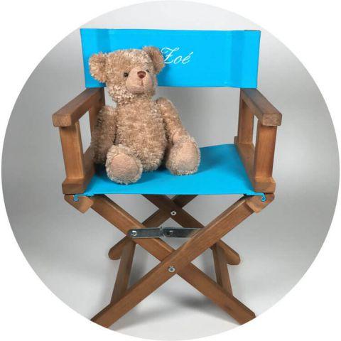 chaise-metteur-en-scene-enfant-turquoise