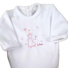 Pyjama bébé fille Fée