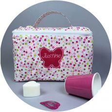 trousse-de-toilette-personnalise-rose-fleuri