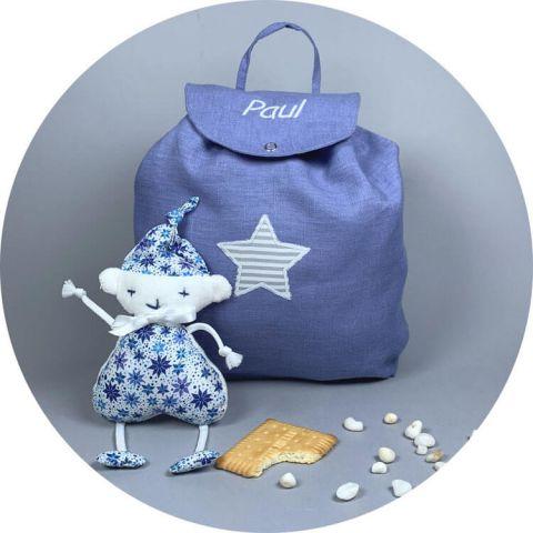 sac-maternelle-garcon-bleu-etoile-rayures