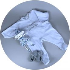 Pyjama bébé à personanliser