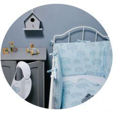 Tour de lit bébé Prélude