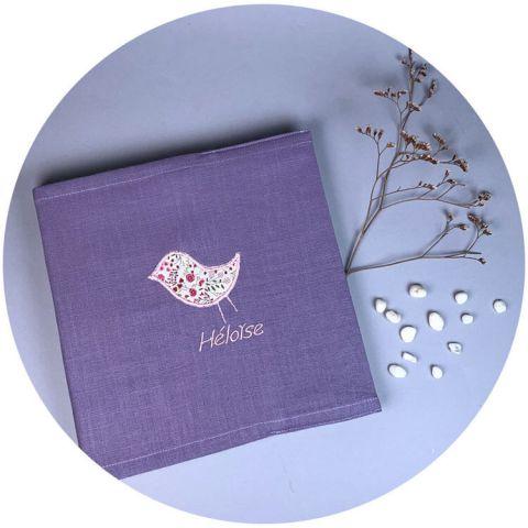 album-photo-bebe-prune-oiseau-rose