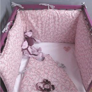 1001 nuits du linge de lit b b liberty balade en roulotte. Black Bedroom Furniture Sets. Home Design Ideas