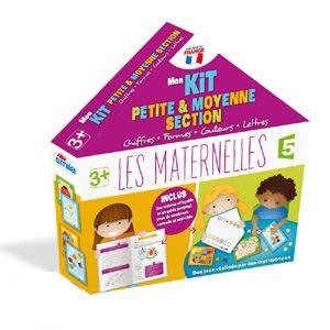 Découverte des 5 sens Les maternelles France 5