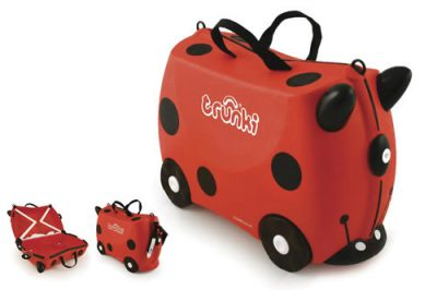 valise à roulettes trunki