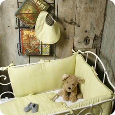 Linge de lit bébé Petit Matin