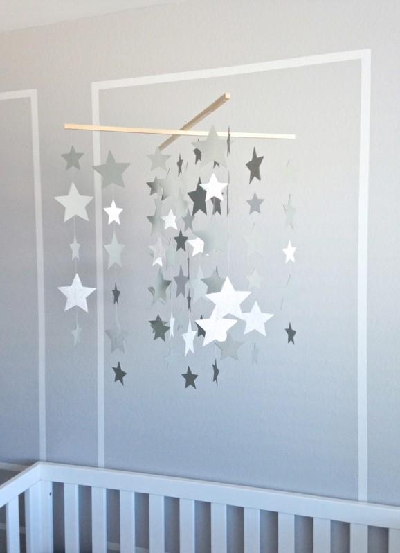 Tuto mobile étoiles