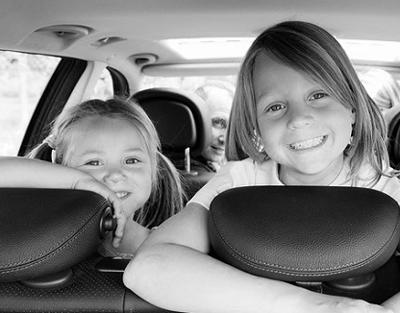 jeux pour enfant en voiture