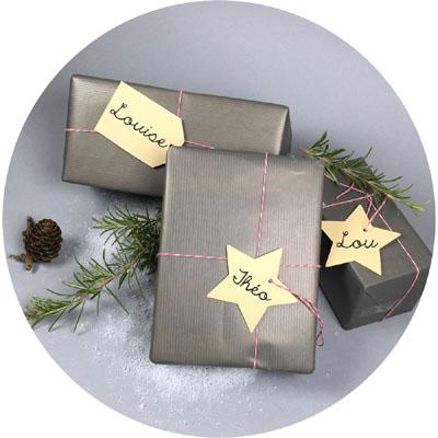 Cadeau Noël personnalisé